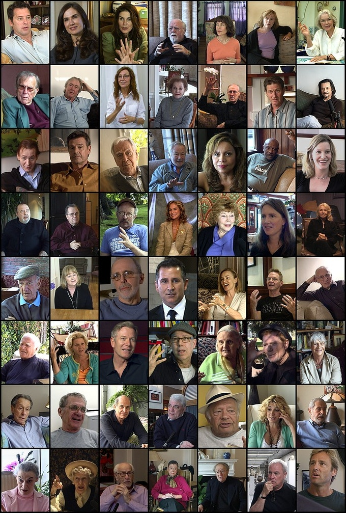 Some of the people we have interviewed.