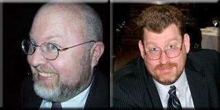 Call of Cthulhu® game designer Sandy Petersen, Delta Green co-creator Adam Scott Glancy
