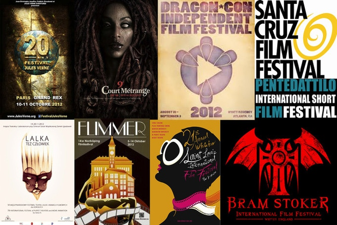 """The Narrative of Victor Karloch"" screened at over 30 film festivals worldwide, including many sci-fi and horror festivals and several Oscar-qualifying festivals."