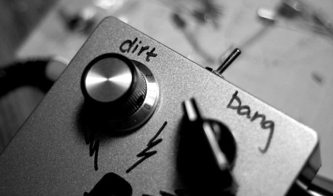 Simple control, amazing sound!
