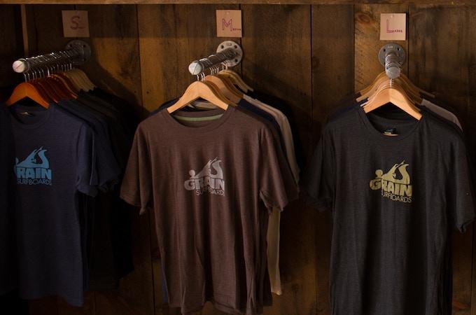 Grain Logo T-Shirts