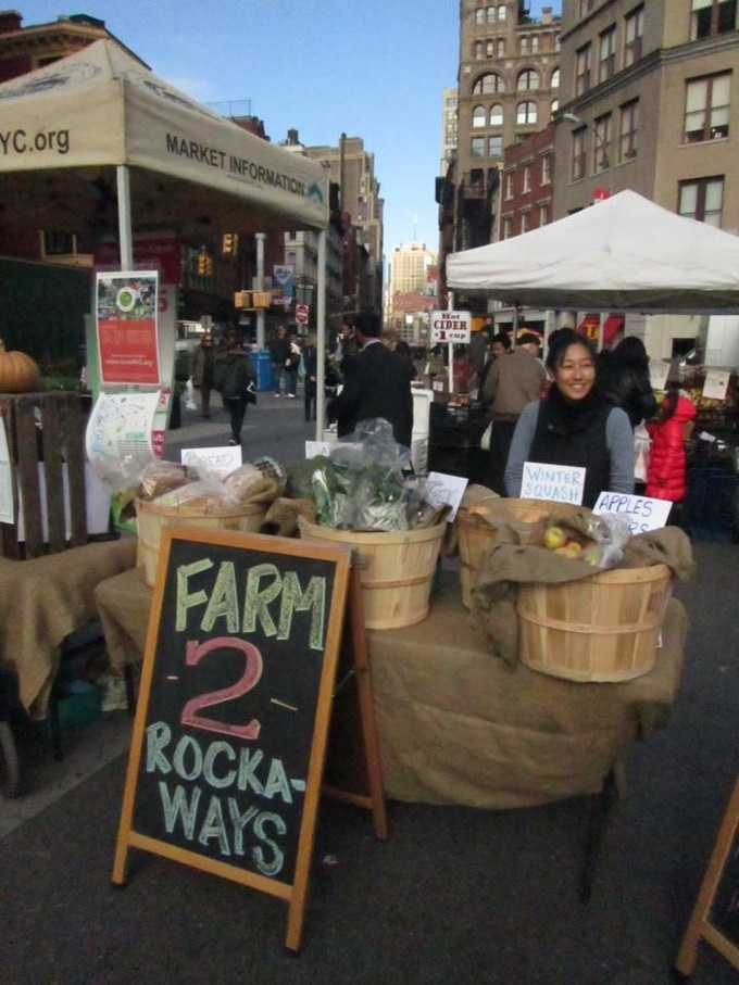 Farmstands step up to help
