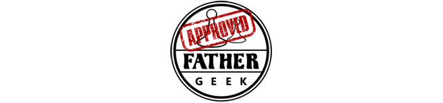 The Card Game of OZ has received the Father Geek Seal of Approval!