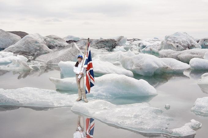 Adrift, © Deborah Hamon, 2011