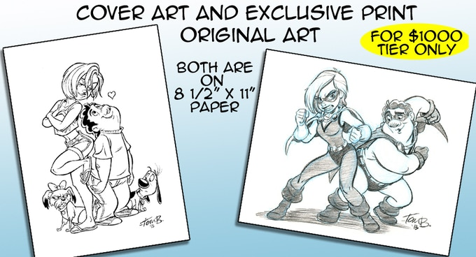 Tom Bancroft Character Design Pdf : Quot opposite forces comic trade paperback by tom bancroft