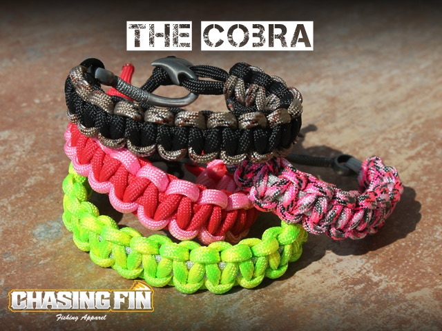 The Cobra - Single and double colors