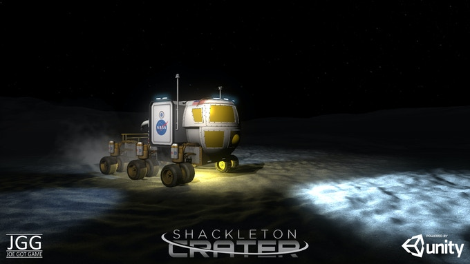 Explore the moon.