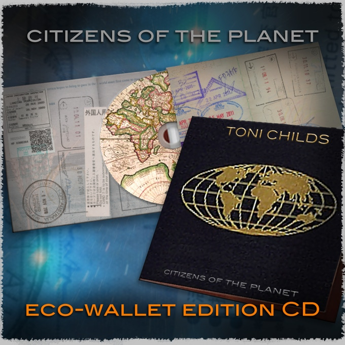 Citizens of the Planet - Eco Wallet (note: this more than likely not be cover art)