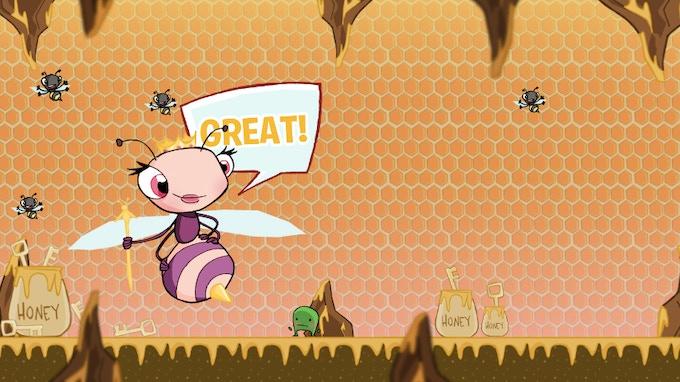 Ubi will run into helpful characters along the way!