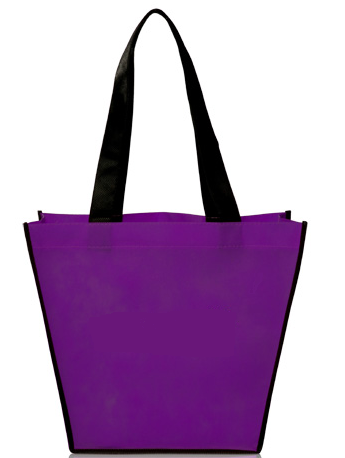 Tote bag available at the $25 and up reward level made from 100% recycled materials (but it will have the Crazy Dumpling logo on it in white).