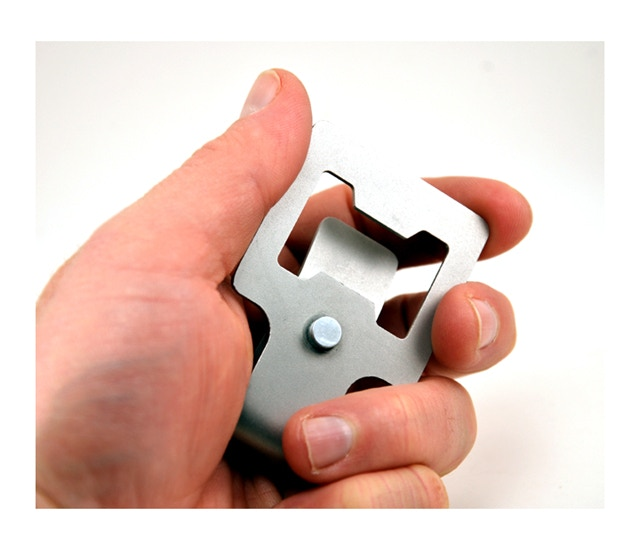 OneKlip - feels great in your hand and open beers in either directions.