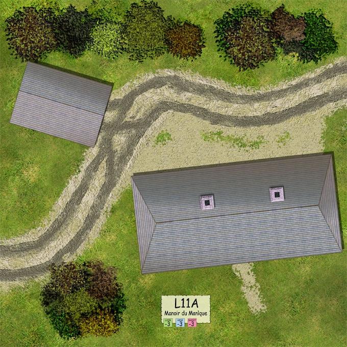 Prototype Landmark L11A