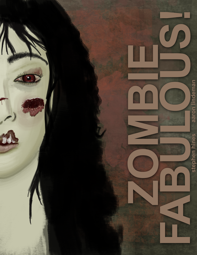 Zombie Fabulous! #1 Cover