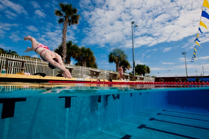 """Limited Edition Stephen Frink Photo - """"Dive"""""""