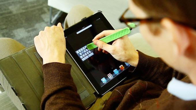 iPad & tablet compatible