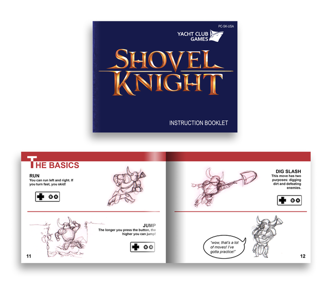 The final Instruction book will have illustrations, not sketches!
