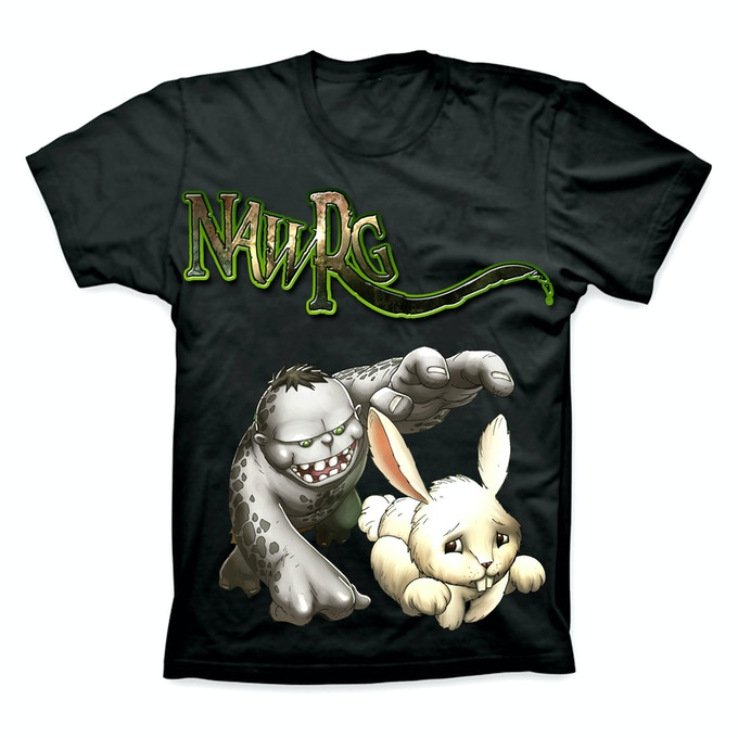 T-shirt example.