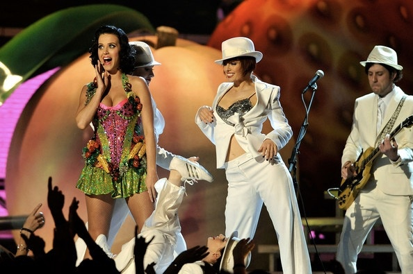 The White Hat I wore at the 20009 Grammys
