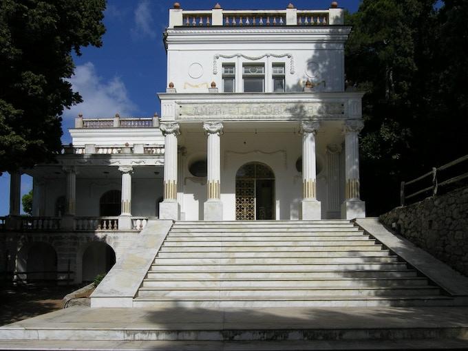 Villa Fersen - From A Quiet Weekend in Capri