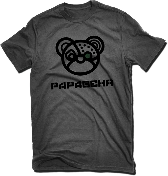 PapaBehr Logo Tee (design may differ slightly from final product)