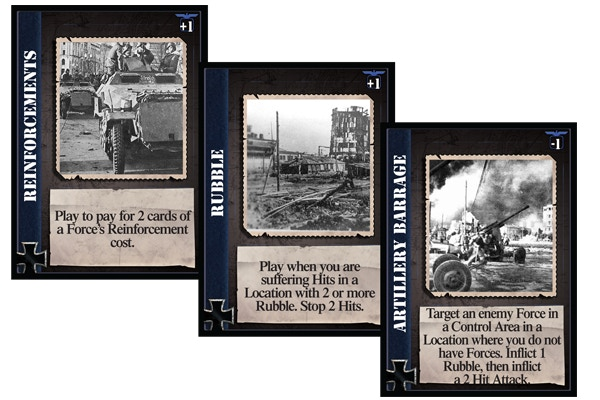 Battle for Stalingrad - intuitive card-based wargaming by ...
