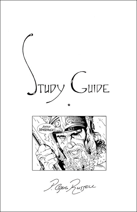 P. Craig Russell's Guide to Graphic Storytelling Volume 3