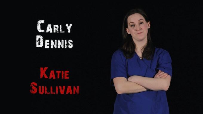 Katie Sullivan, supporting female role