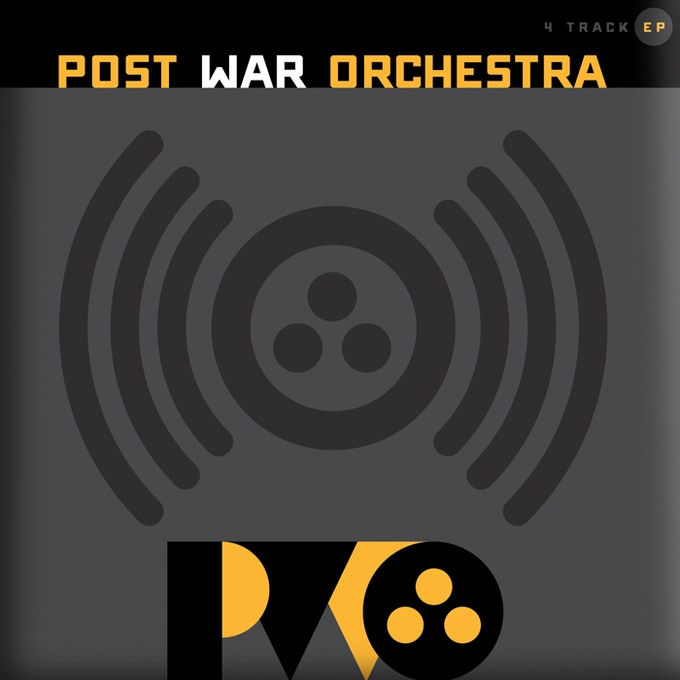 Exclusive 4 Track EP by The Postwar Orchestra
