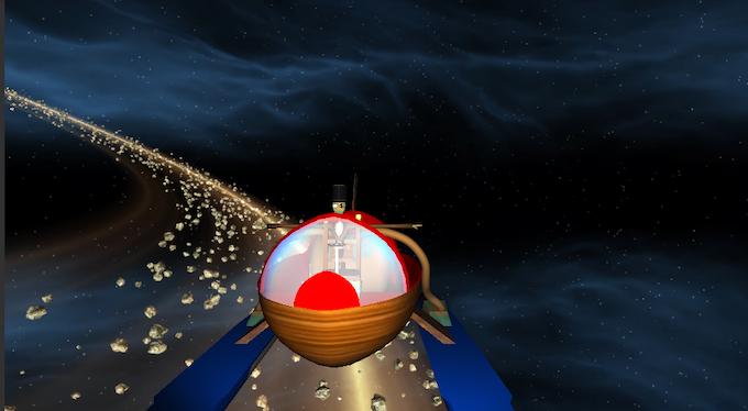 SteamPunk Racer