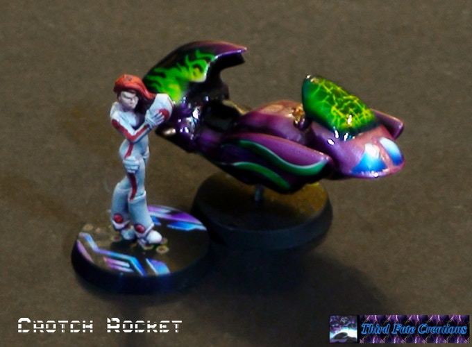 Crotch Rocket: