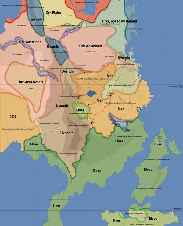WF Map
