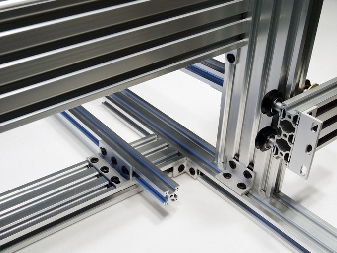 OpenBuilds V-Slot Aluminum Extrusion by Mark Carew — Kickstarter