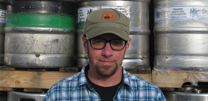 Matt Walsh, Head Brewer