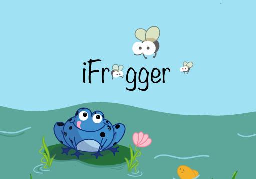 iFrogger the Beginning!