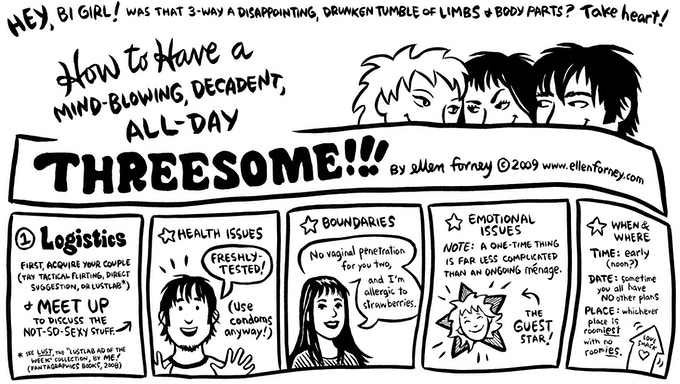 """From contributor Ellen Forney, author of """"I Was Seven in '75"""" and """"Marbles"""""""