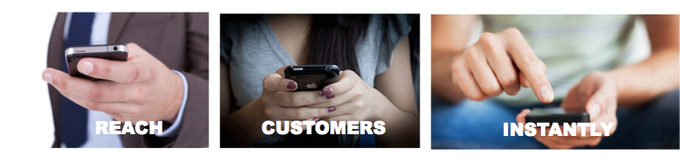 Build your mobile audience and gain new customers using SmushBox!