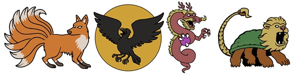The First Four Pin Pals