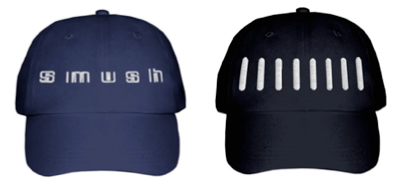 Embroidered Smush Hats!