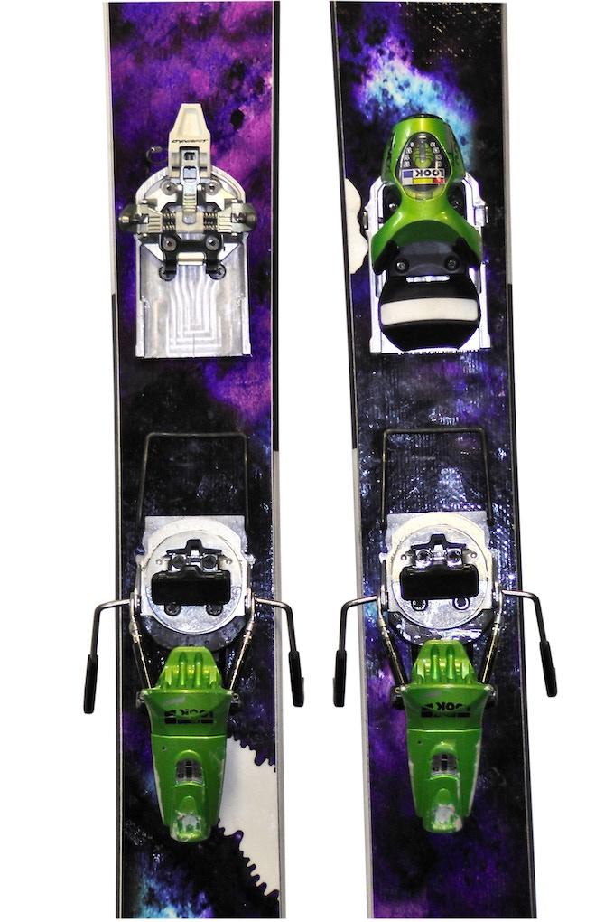 Si Amp I Alpine Ski Touring System By Cast Kickstarter