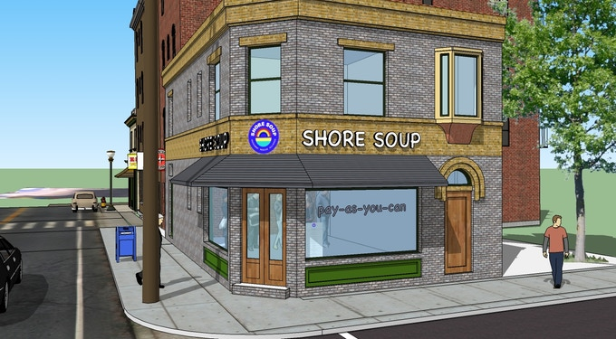 And if we truly surpass our fundraising goals- Our brick-and-mortar storefront will happen soon!