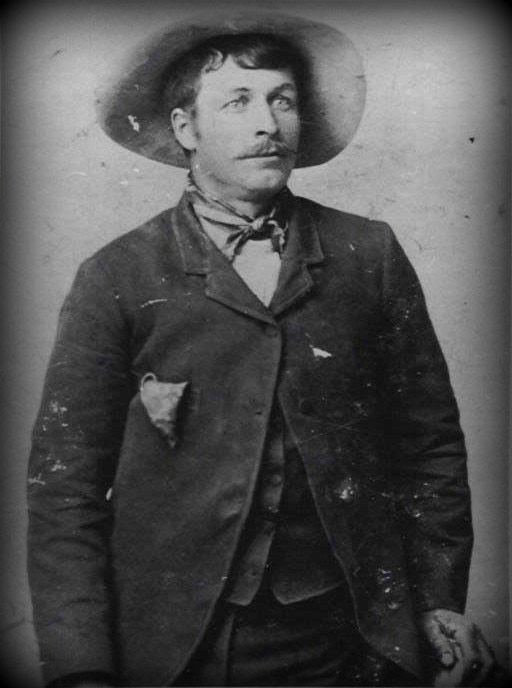 This is the actual photo that started it all! Bill Long 1890