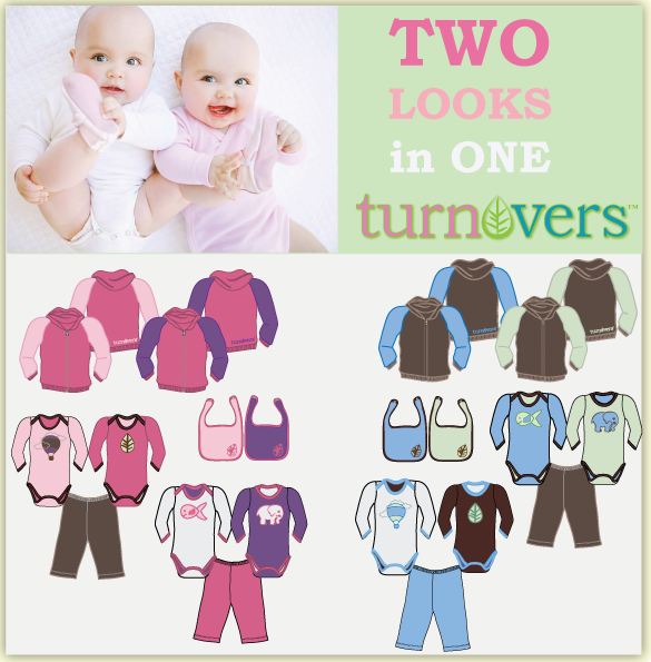 Due to POPULAR DEMAND, we're now offering girl/girl & boy/boy reversible pieces!!!