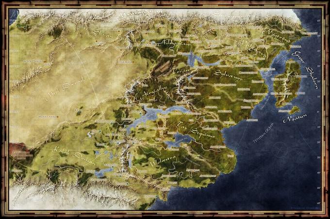 The world of Saemyyr