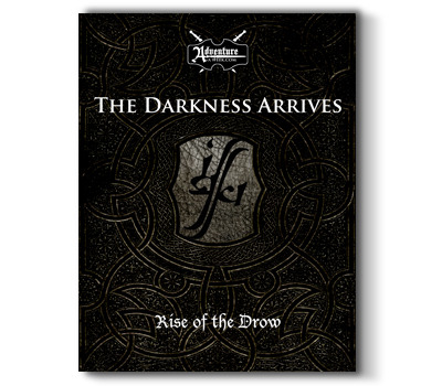 Spanning levels 1-6, this prelude is a perfect introduction to the Rise of the Drow trilogy.