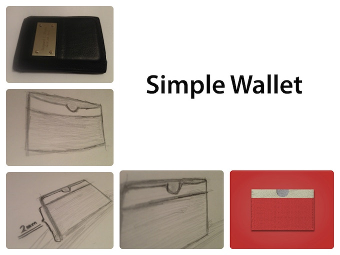 From the ex Wallet to Simple Wallet
