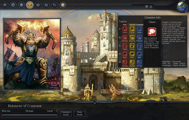 Pre alpha game play