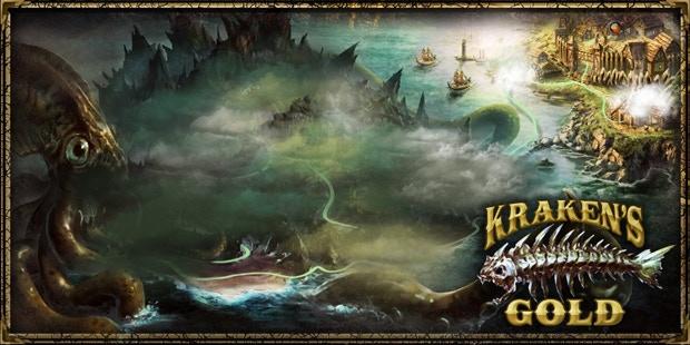 Kraken's Gold Dungeon