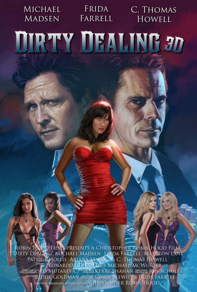 Dirty Dealing theatrical poster