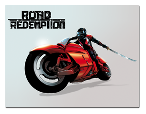 The Road Redemption Art Book