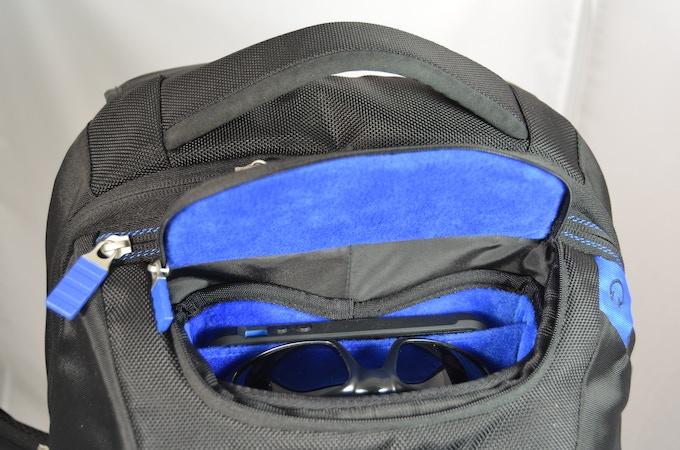 Protect Pocket is a hard case pocket designed for Sunglasses